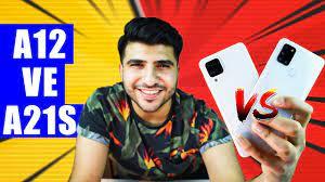 Samsung Galaxy A12 vs A21s Karşılaştırma! 3000 TL Altı Akıllı Telefon -  YouTube