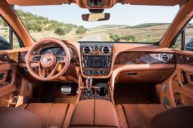 2018 bentley suv interior. delighful bentley 8  9 in 2018 bentley suv interior