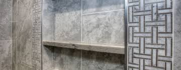 perfect shower niche for your bathroom