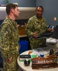 West Indies To Naval Special Warfare Master Chief Susan