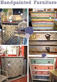 brightly painted furniture. Brightly Painted Furniture | Upholstered And Decorative Nail Heads Continued As A Trend . N
