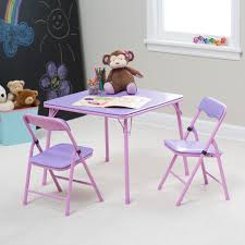 impressive on toddler folding table and chairs with showtime childrens folding table and chair set kids