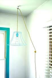 pendant light cord astounding hanging lamp cord wire shade pendant light with d fabric kit home pendant light cord