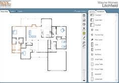 Make Your Own House Plans   Smalltowndjs comImpressive Make Your Own House Plans   Design Your Own Floor Plans Free