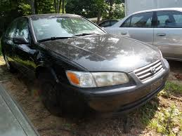 2001 Toyota Camry CE Quality Used OEM Replacement Parts :: East ...