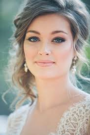 25 best ideas about simple bridal makeup on eye tutorial simple wedding makeup and brown smokey eye tutorial