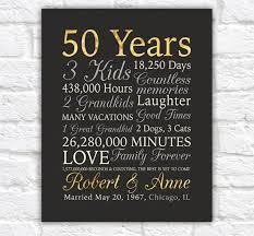 personalised pas anniversary wall plaques anniversary gifts for pas