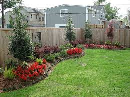 Simple Backyard Landscaping Ideas This Would Look Great On Our Simple Backyard Garden Ideas