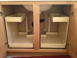 alignright size um your bathroom cabinets with custom slide out shelves from shelfgenie of dallas fort worth you don t have to replace your bathroom