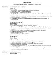 Cook Resume Pantry Cook Resume Samples Velvet Jobs 12