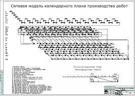 Диплом по ПГС этажный жилой дом из кирпича в г Брянск 13 Сетевой график