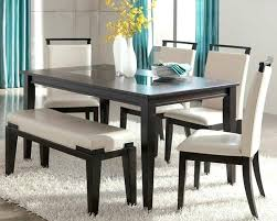 black table bench dining room dinner table with bench small kitchen table with bench dining set with bench small black kitchen table with bench