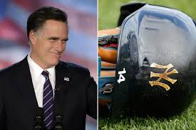 red sox fan mitt romney pushing to own part of yankees new york post