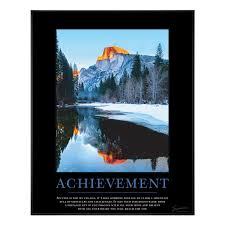 Success Posters Motivational Posters Achievement Mountain Motivational Poster