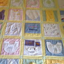 How To Make An Easy Baby Quilt Photo Blankets And Quilts Baby ... & ... Quilt Made Out Of Baby Clothes And Blankets Blankets And Quilts Bedding  Blankets And Quilts Online ... Adamdwight.com