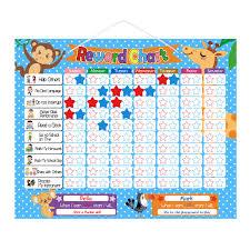 Toyvian Toymytoy Magnetic Reward Chart Set Reward Behavior