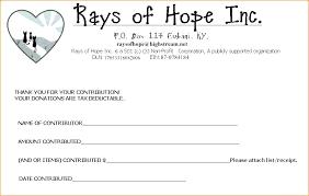 10 501c3 Donation Receipt Template 1mundoreal