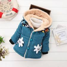 <b>Cartoon</b> Panda Baby Boys <b>Jacket</b> Kids Winter <b>Thicken</b> Warm Cotton ...