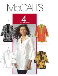 It's Sew Easy Patterns Custom McCall's 488 48 Great Looks 48 Easy Pattern