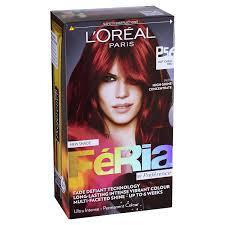L Oreal Paris Feria Preference P56 Hot Chilli Red Amazon Co Uk