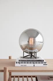 Tafellamp Hübsch Interior In 2019 Verlichting Grey Table Lamps
