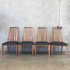 mid century dining chair. Set Of Four Vintage Mid Century Dining Chairs By John Widdicomb Chair I