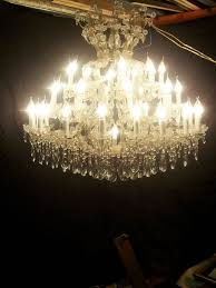 marie therese chandelier size h 1 10mtr w 1 45mtr 41 lights