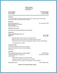 Barista Resume Sample Michael Resume