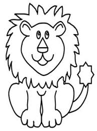 Small Picture Animal coloring pages for kids Lion Lions Free printable and