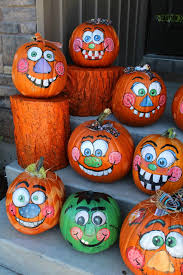 Painted Pumpkins Patterns