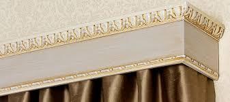 byron byron aqua decorative pelmet nene antique cream gilt