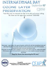 ozone depletion essay depletion of ozone layer essay buy essay  national academy of young scientists nays international day ozone layer protects the earth from harmful ultraviolet