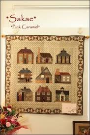 Patchwork Cottage by The Rabbit Factory, via Flickr | Quilts ... & Patchwork * Pink Caramel *: Quilt Exhibition 2012 Adamdwight.com