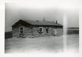 Before Reconstruction of House of Robert Little Thunder - U.S. ...