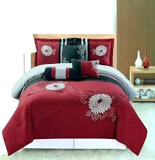 red and grey double duvet set check gray navy green bedding sets navy and red duvet