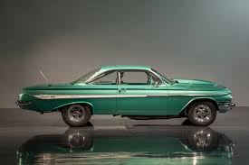 1961 Chevrolet Impala Ss Dragster Chromecars