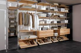 walk in closet furniture. System Duo Interior Systems Walk-in Dressing Room Design Image Description Walk In Closet Furniture E