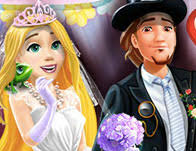 wedding games for girls girl games Rapunzel Wedding Kiss Games rapunzel wedding party Rapunzel and Hiccup Kiss