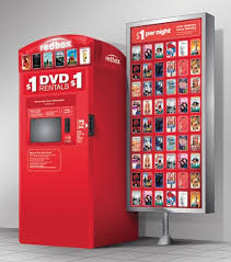Dvd Rental Vending Machine Delectable Freebie Alert Free One Night Redbox BluRay Or DVD Rental Code