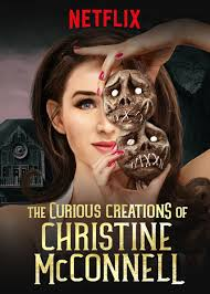 The Curious Creations of Christine McConnell Temporada 1 audio latino