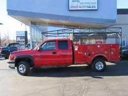 Chevrolet Silverado 2500 Hd Extended Cab Work Truck For Sale ...