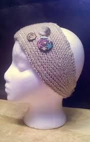 Ear Warmer Headband Knitting Pattern Cool Decorating Design