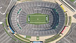 New York Jets Seating Chart New York Jets Virtual Venue By Iomedia