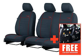 car seats van car seat covers sprinter 2 1 trend line fabric cover set red