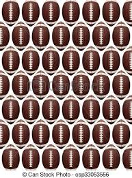Football Pattern Delectable Vector American Football Pattern An American Football Flyer Design