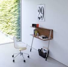 office desk for small space. Number Small Desks For Spaces Pictures Hanging Wall White Impressive Compact Grass Green Multifunction Office Desk Space R