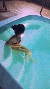 night pool water tumblr. Perfect Water Water Piscina Tumblr Night Girl Biquini With Night Pool Water Tumblr I
