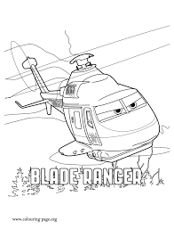 Small Picture Planes 2 Blade Ranger Coloring Page Coloring Pages Printable