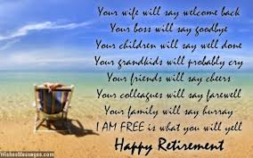 Retirement Wishes Quotes Gorgeous Famous Happy Retirement Wishes And Quotes 48 Golfian