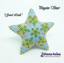 3d peyote star patterns tutorials